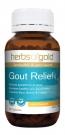 HerbsofGold Gout Relief Освобождение от Подагры 60 капс., Австралия