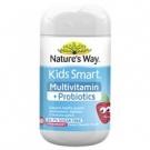 Nature's Way Детские мультивитамины+пробиотик 50шт. Австралия