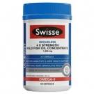 SWISSE ОМЕГА-3 Рыбий Жир Ультра-сильный концентрированный (без запаха) из океанских глубоководных рыб, 1800 мг х 60капс., Австралия