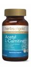 HerbsOfGold Ацетил L-Карнитин 60 капс.,120 капс., Австралия