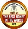 CradleMountain Органик Рэйнфорест Дикий Мёд Тасманский Тропический лес 380г, сделан пчёлами о.Тасмания, Австралия