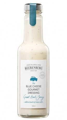 BEERENBERG Блю Чисс Чесночная Классическая Соус-Заправка для салатов 300г, Австралия