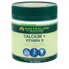 ABN Кальций+Витамин D для костей, от остеопороза 180  капс., Австралия