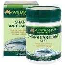 ABN Акулий Хрящ Австралийский в капсулах, натуральный 100%, 500мг х 200 капс., Австралия