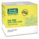TP Мыло дезинфицирующее на масле Чайного дерева, 125г, Австралия.