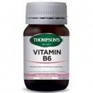 Thompson's Комплекс витаминов B6 от ПМС, 100 табл., Австралия