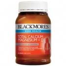 Blackmores Витамины для костей, суставов и мышц: Био Кальций+Магний+Вит.D,  60 табл., Австралия
