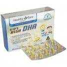 Healthy Care ОМЕГА-3 рыбий жир премиум качества (без запаха) детский от 1 месяца, 60капс.,Австралия
