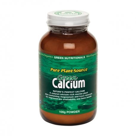 GreenCalcium Кальций Растительный (Ph10) океанский 100г, 60к, 240к., Австралия