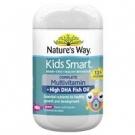 Nature's Way Детские мультивитамины+Омега-3 DHA рыбий жир,  50 шт. Австралия