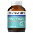Blackmores Комплекс Макула для Поддержки Сетчатки и Зрения 150 шт., Австралия