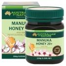 ABN Манука Мёд MGO800+ антивирусный, Золотой Стандарт Молана, 250г, Новая Зеландия, сделан пчелами.