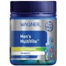 Wagner Мультивитамины Ультивит премиум для мужчин, 100 табл., Н.Зеландия