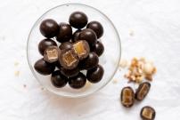 Nutworks Имбирь в черном шоколаде 150г, 500г, Австралия