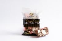 Nutworks Роки-Роуд пастила-орехи макадамия, зефир, шоколад100г, Австралия
