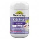 Nature's Way Витамины Кальций+Витамин D, для детей от 3 лет, 60 жев.табл, Австралия