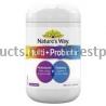 Nature's Way Мультивитамины+Пробиотики 120капс., Австралия