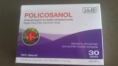 POLICOSANOL Здоровый Уровень Холестерина 30 табл. Австралия