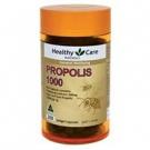 Healthy Care Пчелиный Прополис 100% натуральный 1000мг в капсулах 200шт., Австралия