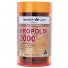 HC Прополис Органик двойная сила 2000 мг х 200к, Австралия