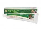 ABN Зубная паста Экстра-отбеливающая с прополисом и Мёдом Манука MGO800+,100г, Австралия