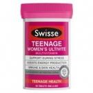 SWISSE ULTIVITE Мультивитамины Ультивит для девочек-подростков 11-16 лет, 60т., Австралия