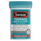 SWISSE ULTIVITE Мультивитамины Ультивит для подростков мальчиков 11-16 лет, 60т., Австралия