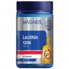 Wagner Лецитин Супер Премиум  1200мг, 100капс., Новая Зеландия