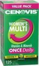 CENOVIS Женские Мультивитамины Мощные 1 раз в День, 50 капс, Австралия