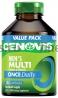CENOVIS Мужские Супер мультивитамины+минералы+Омега3,1 Раз в День, 50 капс, Австралия